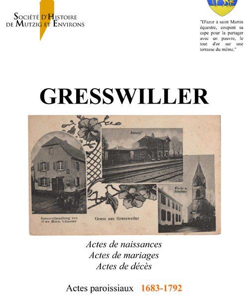 gresswiller